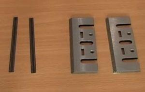 Одноразовые и многоразовые ножи электрорубанка