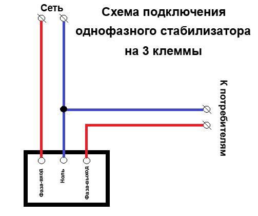 skhema-podklyucheniya-odnofaznogo-stabilizatora-na-3-klemmy