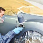 Какой нужен компрессор для покраски автомобиля?