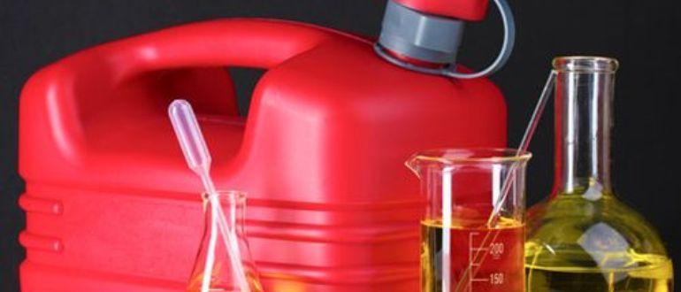 Как разводить бензин для бензопилы хускварна