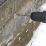 Можно ли сверлить шуруповертом бетон?