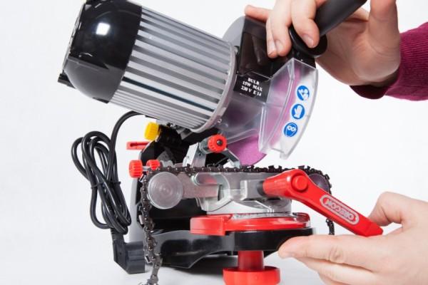 Как наточить цепь бензопилы в домашних условиях?