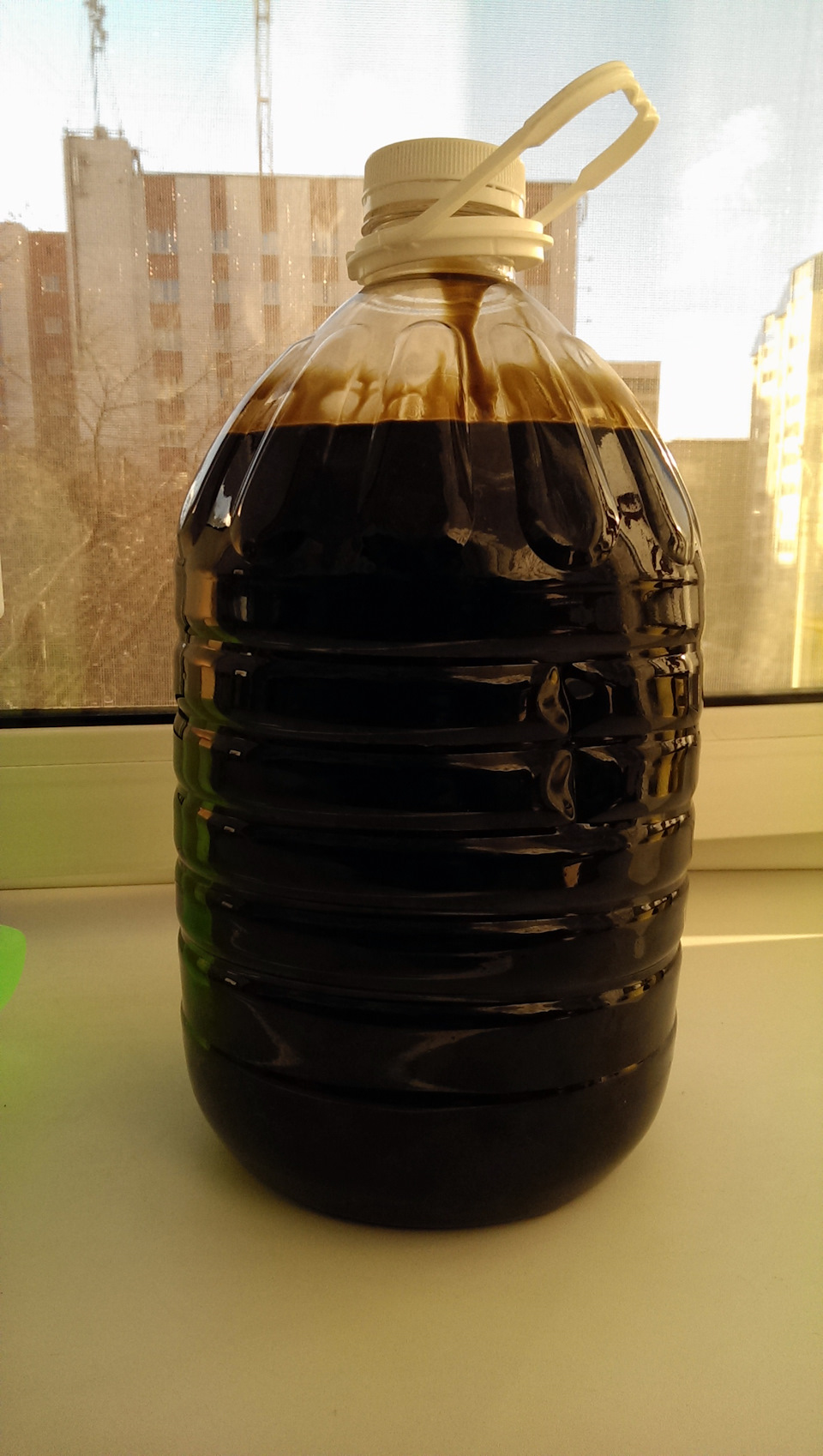 масло-отработка